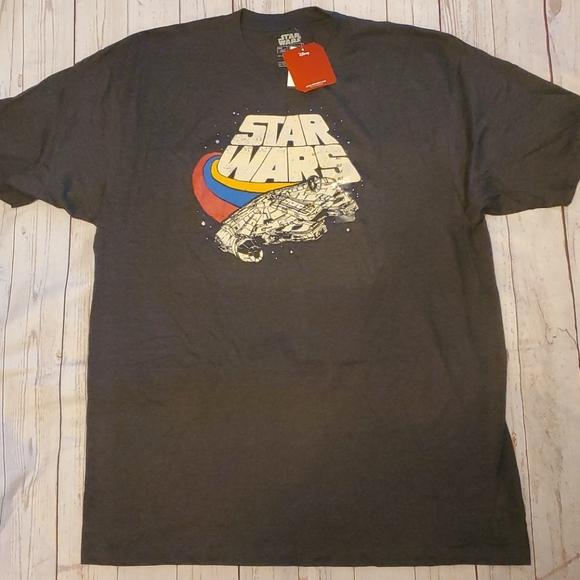 💙Disney Star Wars Millennium Falcon T-Shirt 💙